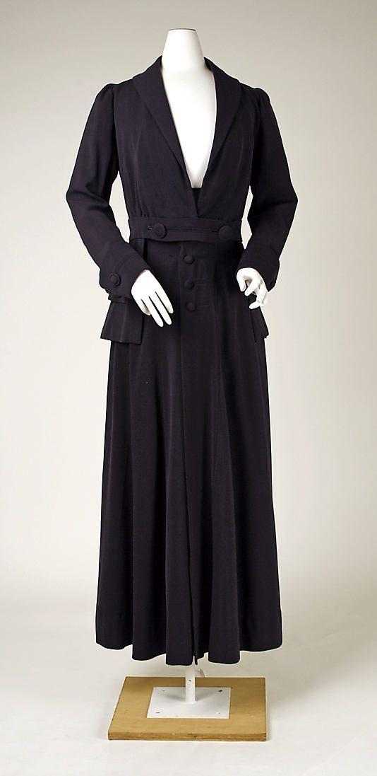 Suit, American, 1915
