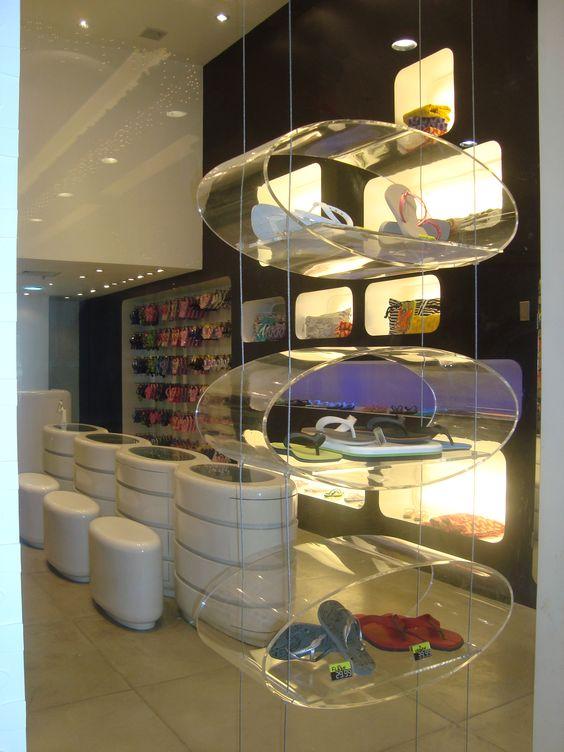 Loja Chinelatto - Projeto de Arquitetura e Execução de obra K2 arquitetura