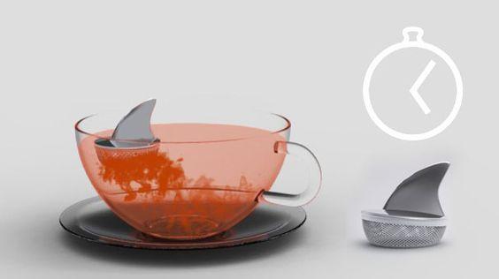 TOP 20 - Infusores de chá criativos