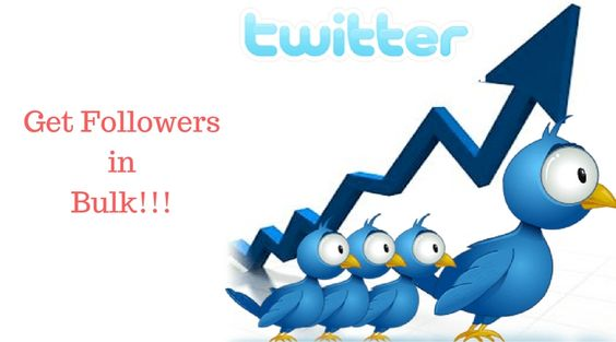 Get followers in bulk