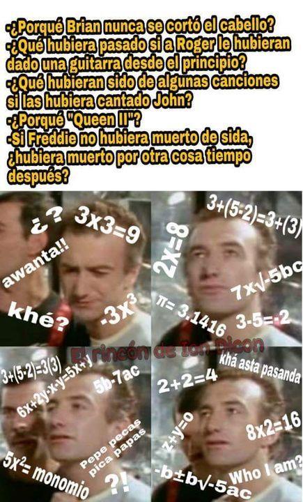 Queen Memes Usa La Gema Del Tiempo Wattpad Memes De Rock Memes De Banda Memes De Rockeros