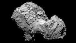 Rosetta becomes first probe to orbit comet