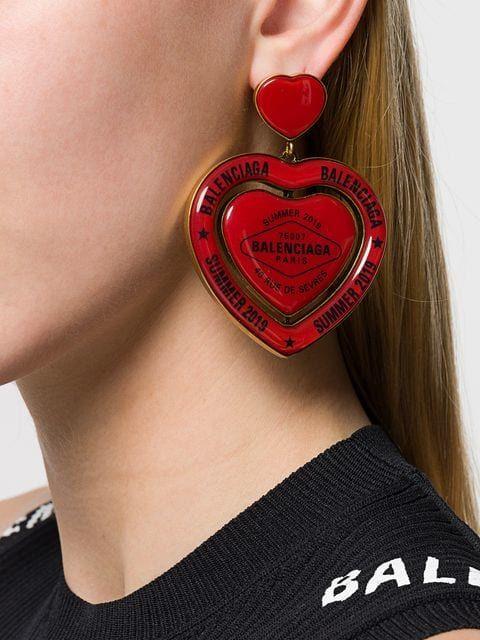 casino earrings