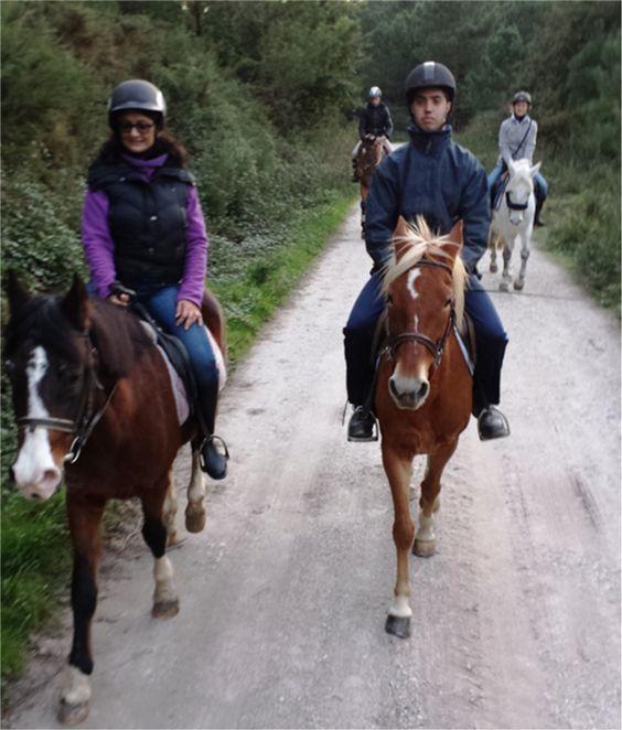 Rutas Haras de Compostela
