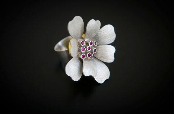 Ring by Mylene Bernard