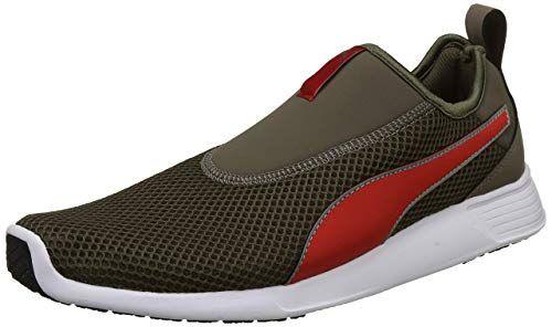 Puma Men S Bungee Cord Flame Scarlet Ash Sneakers 10 Uk India