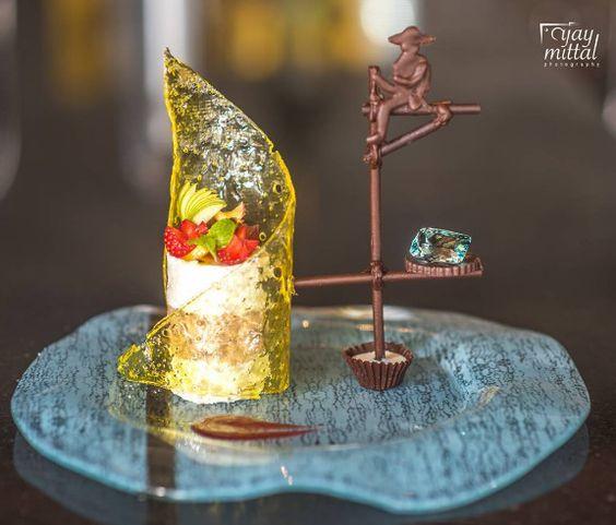 What: Fortress Stilt Fisherman Indulgence Dessert Where:The Fortress Resort