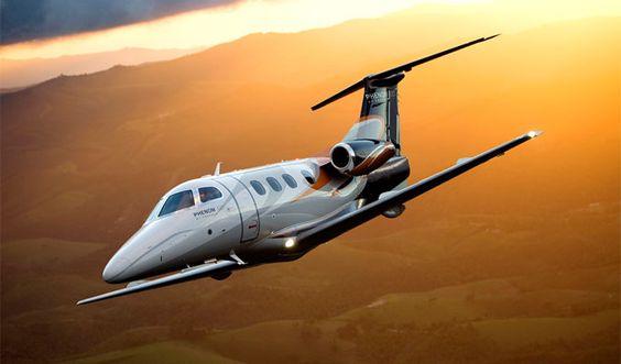 Embraer Phenom 100 www.nipon-scope.com