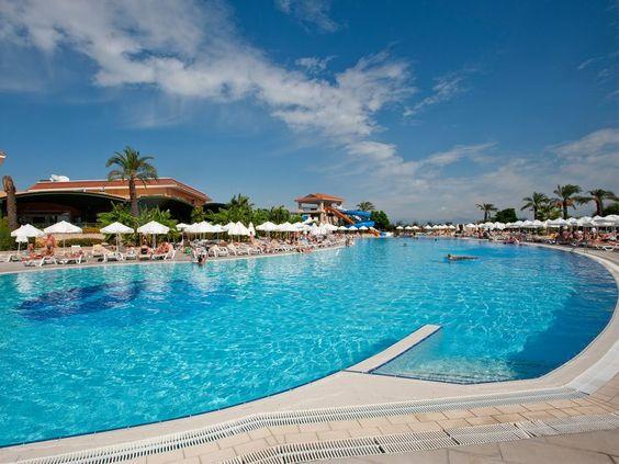 Türkei Last Minute! Crystal Paraiso Verde Resort & Spa*****, 7 Tage All Inclusive ab 283,- EUR
