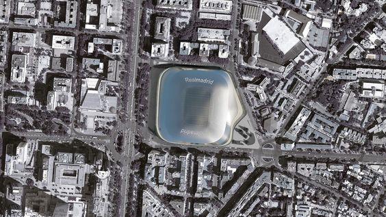 L35: Estadio Santiago Bernabéu