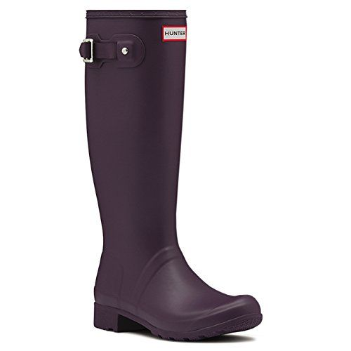 Damen Hunter Original Tour Wasserdicht Winter Gummistiefel Regen Schnee - Lila Bengel - 40/41 - http://on-line-kaufen.de/hunter/40-41-eu-damen-hunter-original-tour-regen-winter-43-2