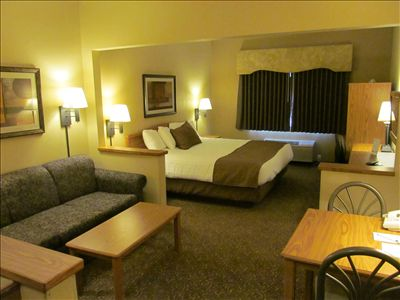 #hotel #expresswaysuites #bismarck #northdakota #vacation #travel #fireplace #lounge #casino