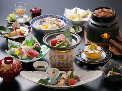 Cuisine   宮島の宿 聚景荘(じゅけいそう) 広島・厳島【公式】