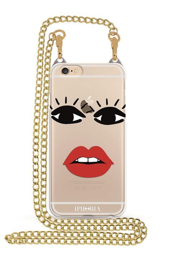 IPHORIA COLLECTION Face Transparent für iPhone 6/6s 1