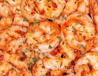 from Cajun Country - Barbeque Shrimp A La Marguerite - a Cajun fave that will tantalize your taste buds and have you going back for more