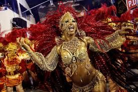 The Carnival in Rio is one of the top events/ places I would love to see.