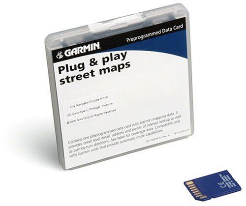 nice Garmin City Navigator NT SD Data Card for Garmin GPS Units, Spain and Portugal (010-10698-00) SD memory card, City Navigator NT, Spain & Portugal. Detailed map coverage for Spain and Portugal containing full coverage of Spain, Andorra and G... http://mobileclone.com.au/cell-phones-mp3-players/mobile-broadband/data-cards/garmin-city-navigator-nt-sd-data-card-for-garmin-gps-units-spain-and-portugal-010-10698-00/