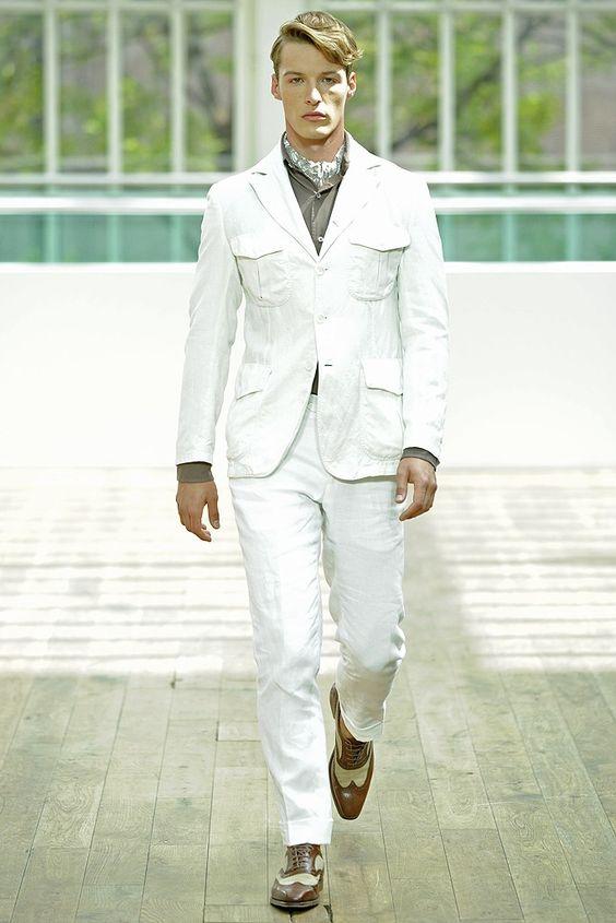 Hackett Spring Summer collection 2013  Safari Style Jacket