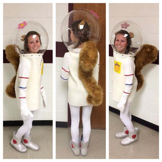 sandy cheeks halloween costume spirit week character