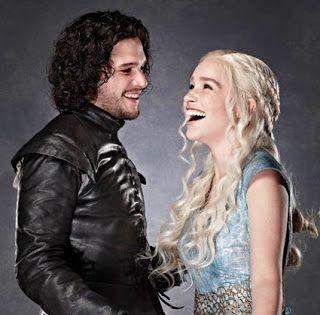 """""""Estou sempre de bom humor. A não ser quando coloco fogo nas pessoas com meus dragões """""""