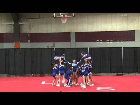 Attleboro High School Co-ed Cheer 2014 Fall State Champs - YouTube First Part of Pyramid Beginning Partner Stunts Boys Dance Section