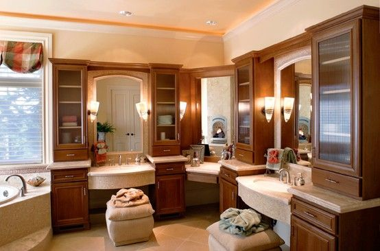 L Shaped Bathroom Vanity Vanity Ideas Pinterest The