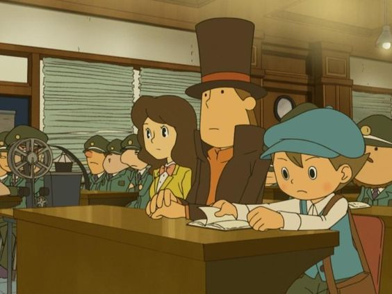Professor Layton and the Miracle Mask: What smart kids will be playing Boxing Day http://natpo.st/QBhZv1