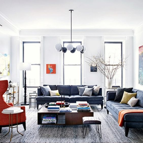 Step Inside the Gorgeous Harlem Home of Neil Patrick Harris | MyDomaine