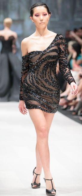 PAVONI F/W 2012 Collection - WMC Fashion Week