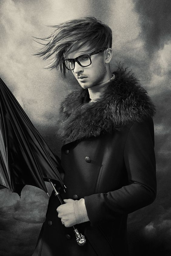 Superb Vignette By Aiden Horwood: Renaissance And Baroque Inspired #Hair #beauty # Men #