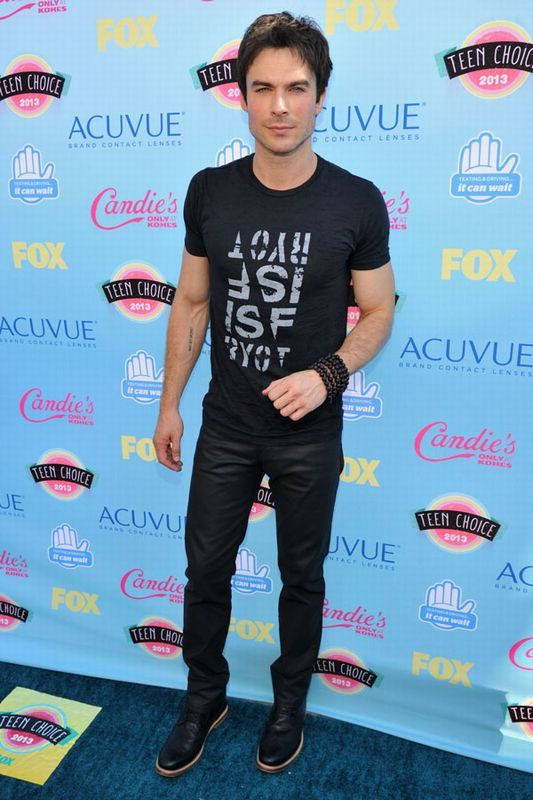Ian Somerhalder - Teen Choice Awards 2013