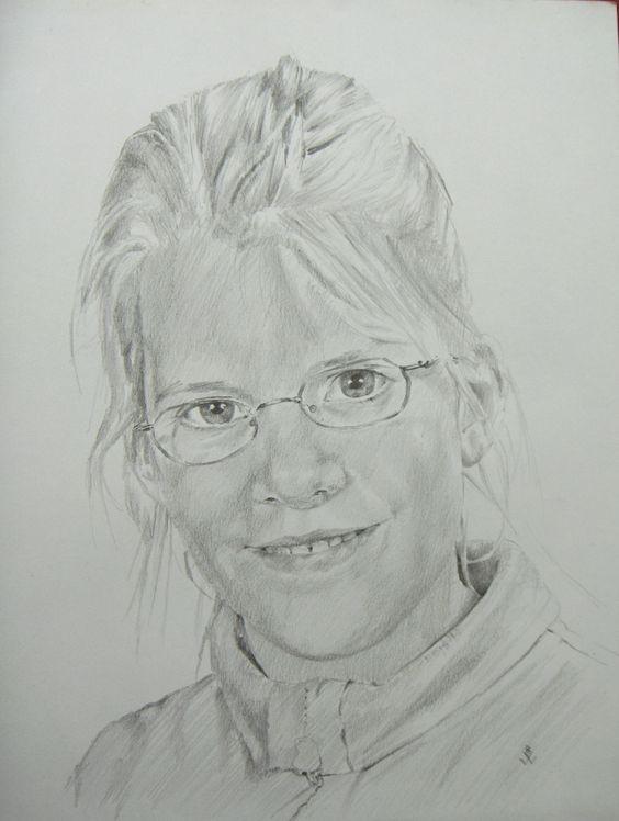 Brigitte Van Wesemael - Pencil