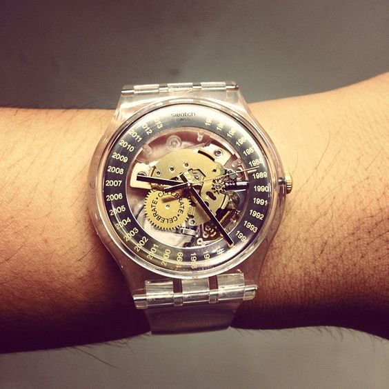 #Swatch: Time Pieces, Perfect Jewelry, Swatch Fanatic, Steampunk Ish, Ish Watch