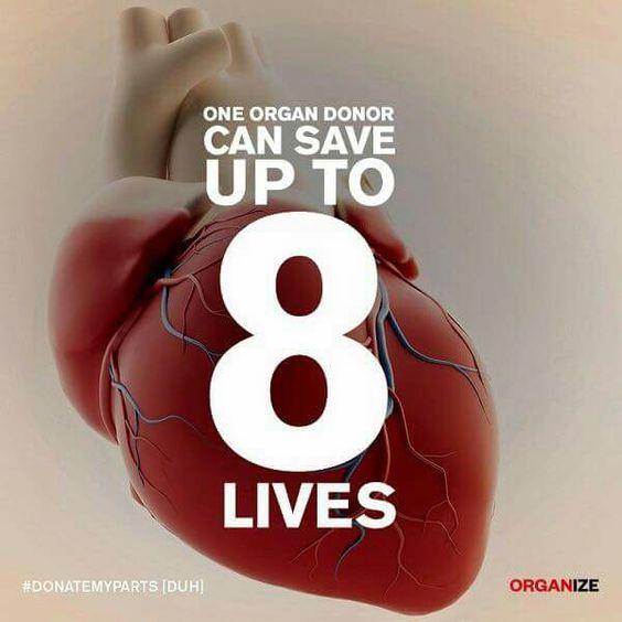 Donate Life! ♻  ♻: