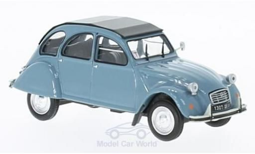 Citroen 2cv 1 43 Specialc 93 2 Cv 6 Bleue Noire Medecin F Mit Figur Miniature 2cv Citroen 2cv Voiture Miniature