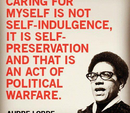 self-care-audre-lorde