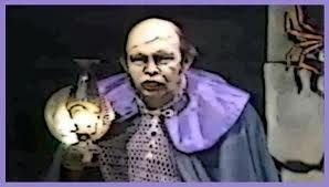 Sir Cecil Creep. Nashville's own horror!  Scared me to death as a kid!