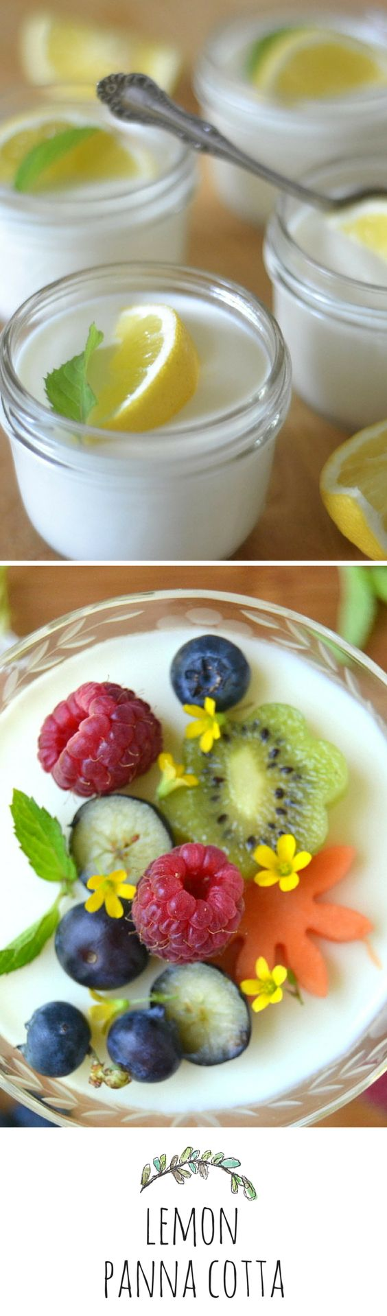 A refreshing no-bake dessert!