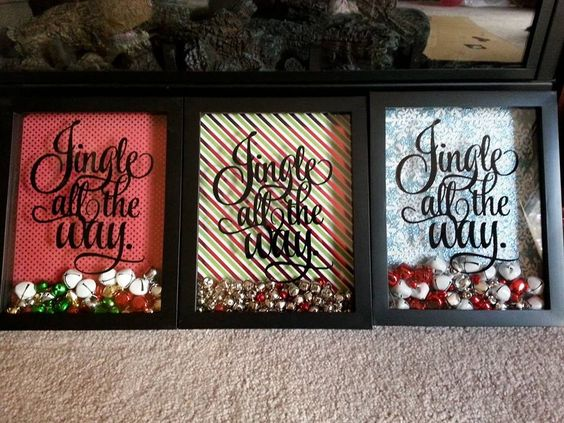 Silhouette Cameo Christmas Projects