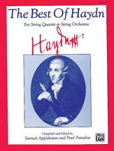 The Best of Haydn (2nd Violin) (Book)