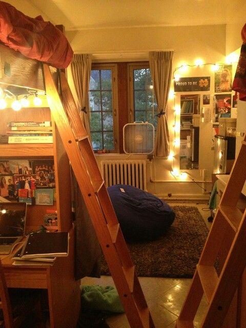 Michigan Dorm Room Lights