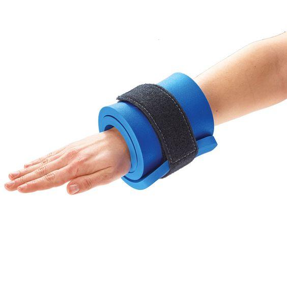Bracelets et chevilles en mousse - Accessoire Aquagym - Abysse-sport