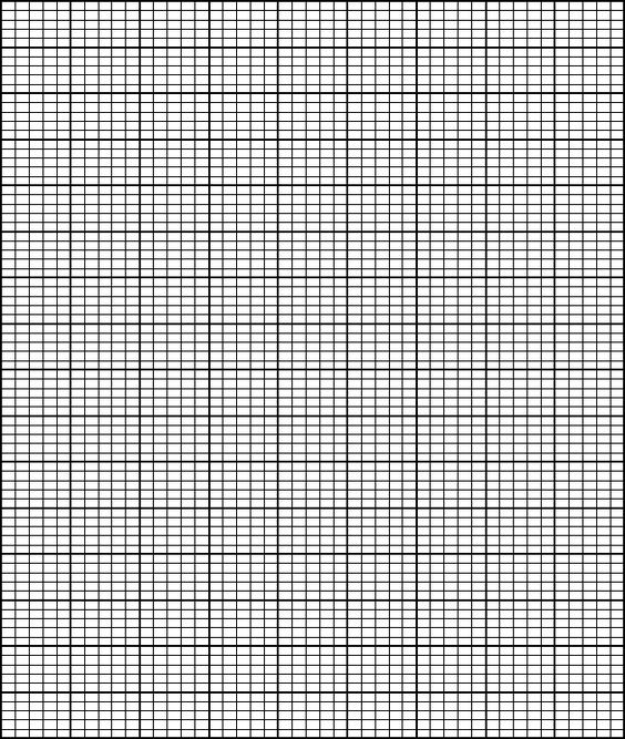 Square Stitch Graph Paper Another Long Yarn Tools
