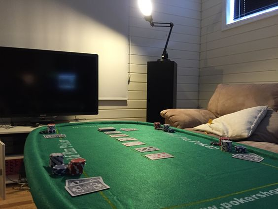 Budget poker tables