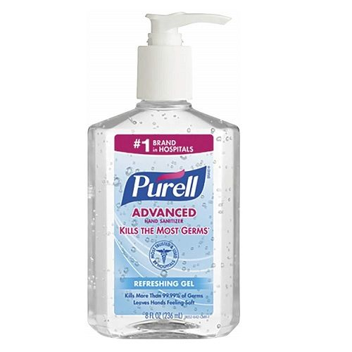楽天市場 Purell Instant Hand Sanitizer 8oz Pump Bottle By Purell