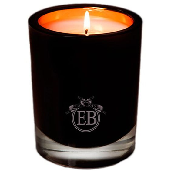Eb Florals Rose Wood Candle 70 liked on Polyvore