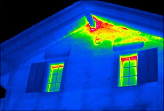 Thermal Inspection Thermal Installing Insulation Thermal Imaging