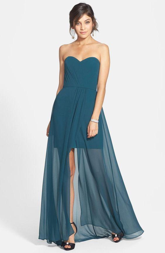 majolica blue bridesmaid dresses  Top 200 Blue bridesmaid dresses ...