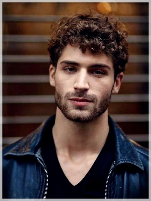 100 Haircuts For Men 2018 2019 Trends With Images Curly Hair
