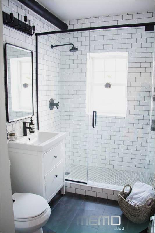 Aug 7 2019 These 12 Tiny Bathroom Makeovers Are Full Of Big Ideas Bathroom Bathroominspo Bathroomtiles In 2020 Badezimmer Kleine Badezimmer Badezimmer Gestalten